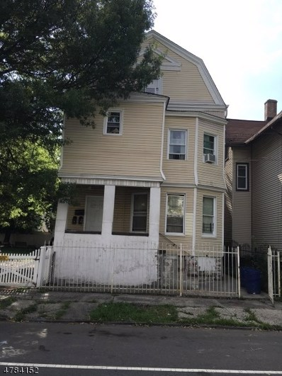122 S 13TH St, Newark City, NJ 07107 - MLS#: 3481829