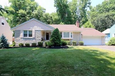 31 Brookdale Rd, Cranford Twp., NJ 07016 - MLS#: 3481880