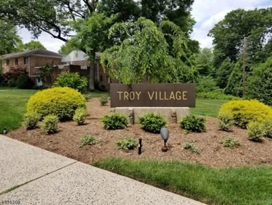 55-C Troy Dr Bldg 7 UNIT C, Springfield Twp., NJ 07081 - MLS#: 3482019