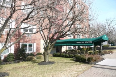 18 Springfield Ave, Apt 5-C UNIT 5-C, Cranford Twp., NJ 07016 - MLS#: 3482123