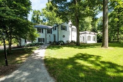 52 Countryside Drive, Berkeley Heights Twp., NJ 07901 - MLS#: 3482878