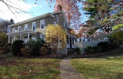 27 Rutherfurd Road, Allamuchy Twp., NJ 07840 - MLS#: 3483141