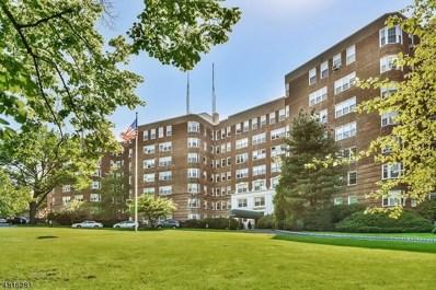 10 Crestmont Rd-2-D UNIT 2D, Montclair Twp., NJ 07042 - MLS#: 3483160