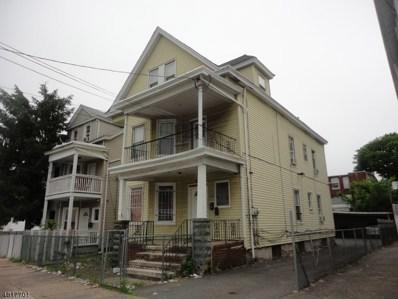 404-406 E 18TH St, Paterson City, NJ 07524 - MLS#: 3483308