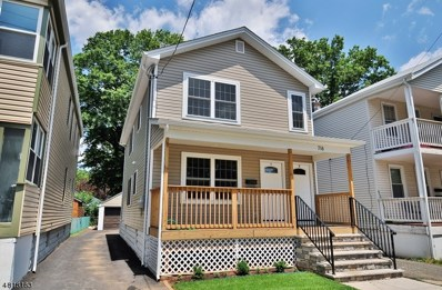 716 Roselle St, Linden City, NJ 07036 - MLS#: 3483783