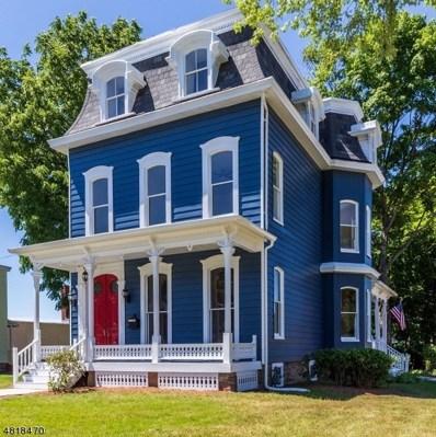 626 Washington St, Hackettstown Town, NJ 07840 - MLS#: 3484043