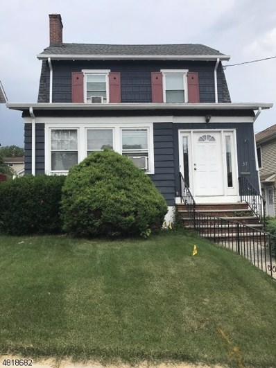 37 Moore Ter, West Orange Twp., NJ 07052 - MLS#: 3484248