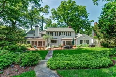 18 Colonial Way, Millburn Twp., NJ 07078 - MLS#: 3484414
