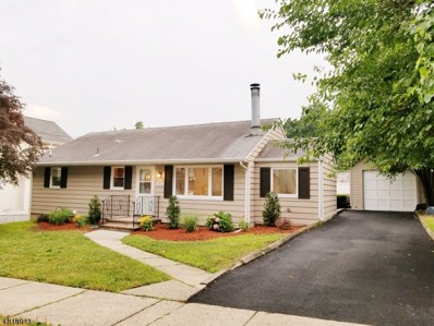 131 Nutley Ave, Nutley Twp., NJ 07110 - MLS#: 3484439