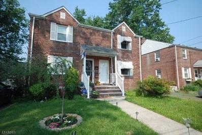 368 Raleigh Rd, Rahway City, NJ 07065 - MLS#: 3484600