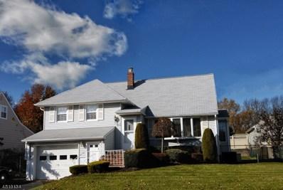 24 Mendell Ave, Cranford Twp., NJ 07016 - MLS#: 3484643