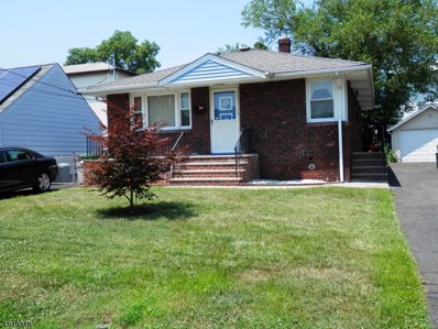 1311 E Blancke St, Linden City, NJ 07036 - MLS#: 3484798