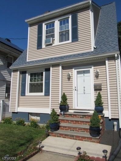 939-941 Cross Ave, Elizabeth City, NJ 07208 - MLS#: 3484865