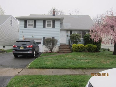 232 Urma Ave, Clifton City, NJ 07013 - MLS#: 3486089