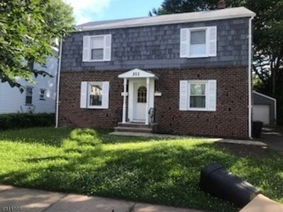 311 Wilson Ave, Rahway City, NJ 07065 - MLS#: 3486099