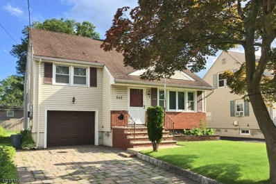 545 Spruce Ave, Garwood Boro, NJ 07027 - MLS#: 3486118