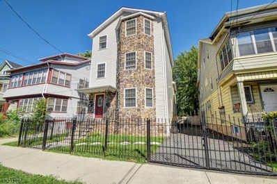 130-132 W End Ave, Newark City, NJ 07106 - MLS#: 3486647