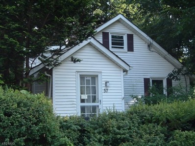 57 Sickle St, Dover Town, NJ 07801 - MLS#: 3486992
