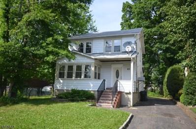 43 N Juliet St, Woodbridge Twp., NJ 08830 - MLS#: 3487321