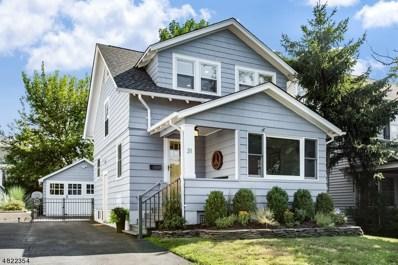 31 Woodside Ter, West Orange Twp., NJ 07052 - MLS#: 3487762