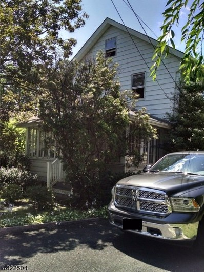 23 Burnett Pl, Nutley Twp., NJ 07110 - MLS#: 3487786