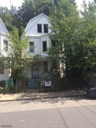 842 S 14TH St, Newark City, NJ 07108 - MLS#: 3488592