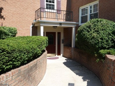 605 Grove St UNIT 6, Clifton City, NJ 07013 - MLS#: 3488742