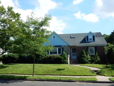 1122 De Witt Ter, Linden City, NJ 07036 - MLS#: 3489210