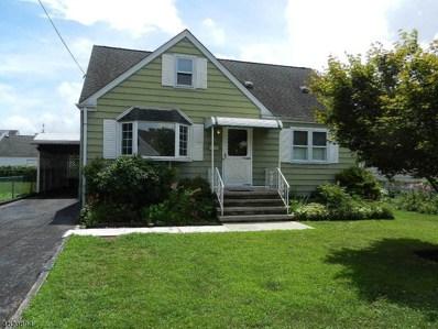 417 White Ave, Manville Boro, NJ 08835 - MLS#: 3489289