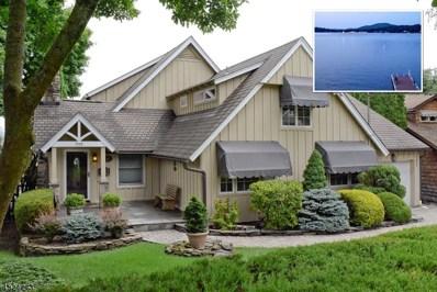 392 W Shore Trl, Sparta Twp., NJ 07871 - MLS#: 3489450
