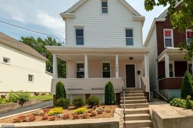 185 Burgess Pl, Passaic City, NJ 07055 - MLS#: 3489635