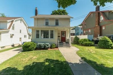164 Church St, Nutley Twp., NJ 07110 - MLS#: 3489789