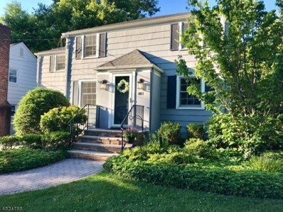 861 Summit Ave, Westfield Town, NJ 07090 - MLS#: 3489858