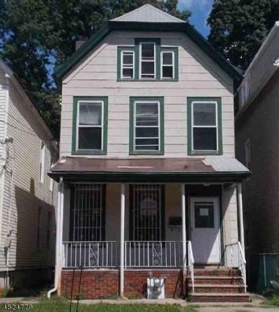 21 Elm St, Elizabeth City, NJ 07208 - MLS#: 3489873