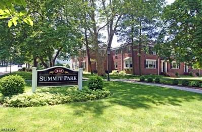 412 Morris Ave Unit 39 UNIT 39, Summit City, NJ 07901 - MLS#: 3489894