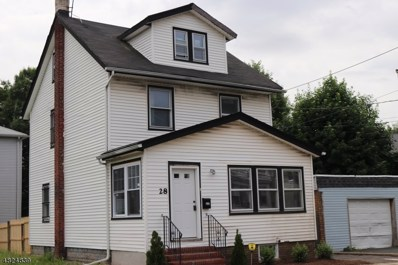 28 Wolcott Ter, Newark City, NJ 07112 - MLS#: 3489928