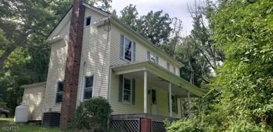 28 Hoffman Rd, Mansfield Twp., NJ 07865 - MLS#: 3489953