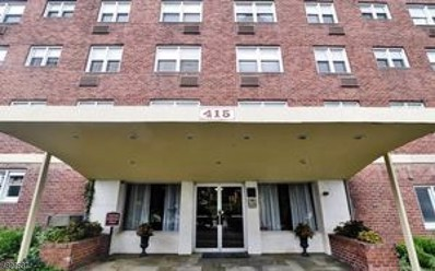 415 Claremont Ave C005D UNIT 5D, Montclair Twp., NJ 07042 - MLS#: 3490206