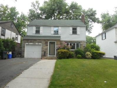 1145 Gallopinghill Rd, Elizabeth City, NJ 07208 - MLS#: 3490302