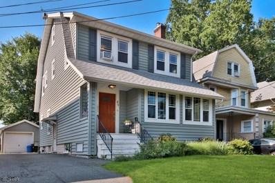 63 Watsessing Ave, Bloomfield Twp., NJ 07003 - MLS#: 3490532