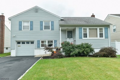 844 Niles Rd, Union Twp., NJ 07083 - MLS#: 3490559