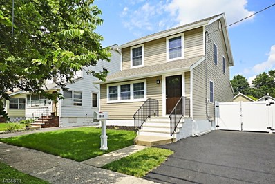 287 W Lincoln Ave, Rahway City, NJ 07065 - MLS#: 3490902