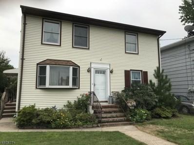 1626 Bergen Ave, Linden City, NJ 07036 - MLS#: 3491221