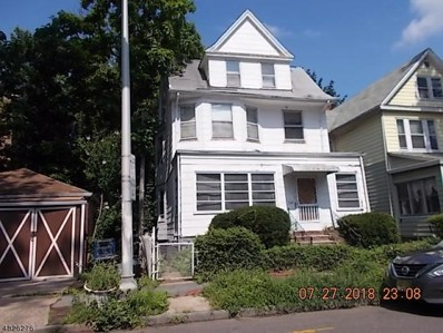7 N 17TH St, East Orange City, NJ 07017 - MLS#: 3491248