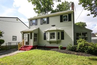 1315 South End Parkway, Plainfield City, NJ 07060 - MLS#: 3492131