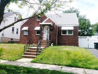 2141 Caroline Ave, Linden City, NJ 07036 - MLS#: 3492382