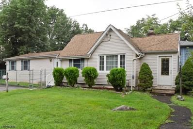 167 Hiawatha Blvd, Parsippany-Troy Hills Twp., NJ 07034 - MLS#: 3493291