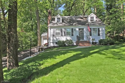 137 Cedar Road, Watchung Boro, NJ 07069 - MLS#: 3493421