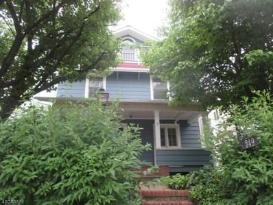 349 Prospect St, Nutley Twp., NJ 07110 - MLS#: 3493651