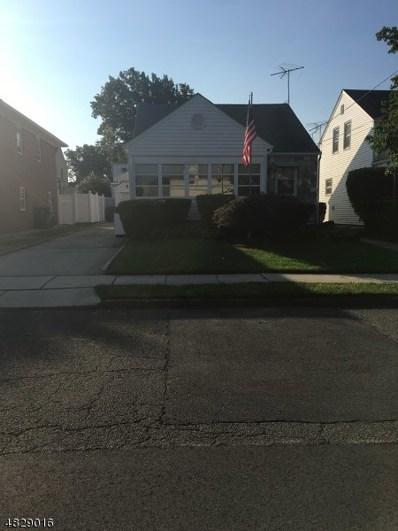 345 Fernwood Ter, Linden City, NJ 07036 - MLS#: 3493803